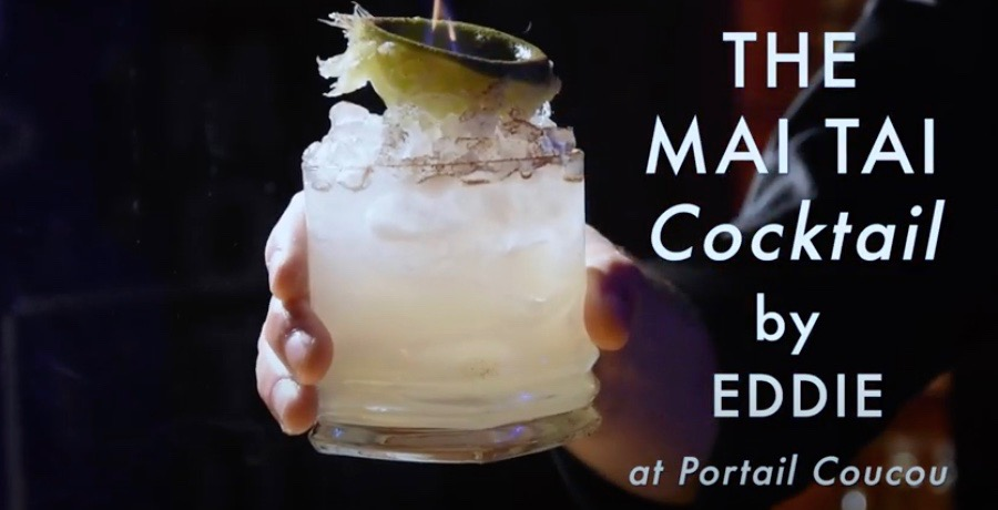 Mai Tai Cocktail by Eddie